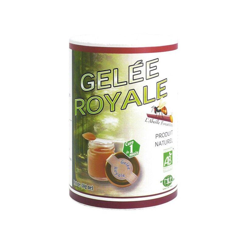 Abeille Forestière Gelée Royale bio (30g) - Abeille Forestière