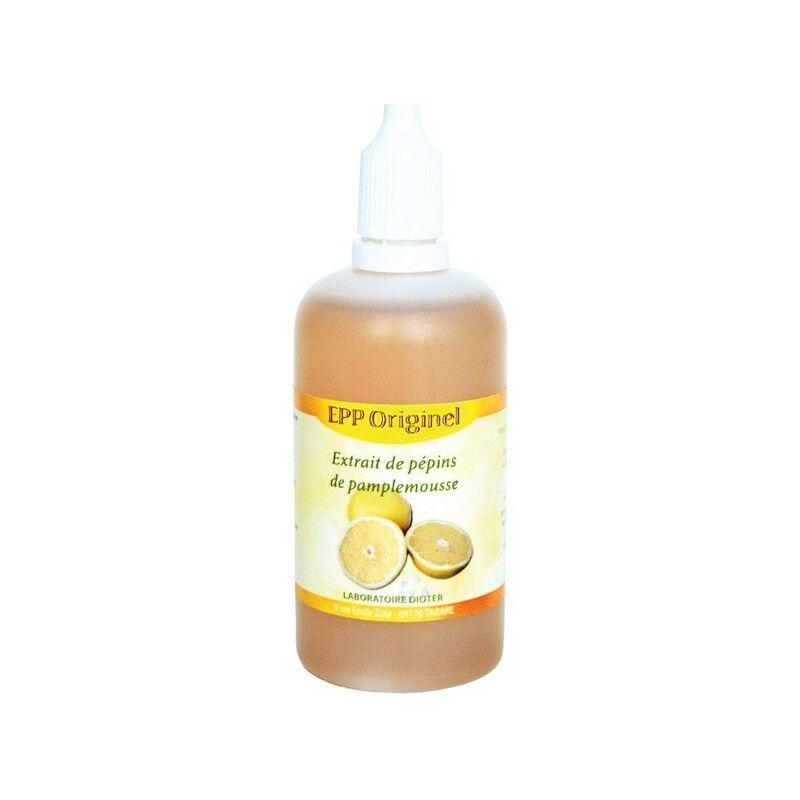 Laboratoire Dioter Extrait de pépins de pamplemousse, 100 ml - Dioter Laboratoire