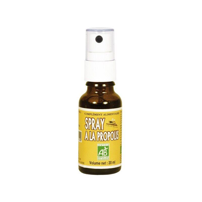 Abeille Forestière Spray à la propolis BIO, 20 ml - Abeille Forestière