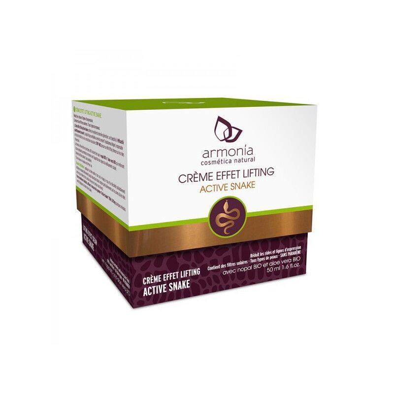 Armonia Crème effet lifting Active Snake- 50 ml - Armonia