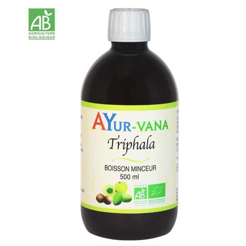 AYur-vana Jus de Triphala Bio - AYURvana - 500 ml