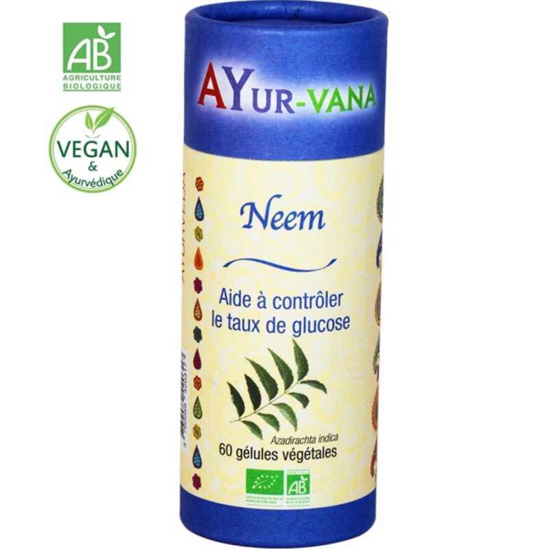 AYur-vana Neem bio - Ayur-vana - 60 gélules