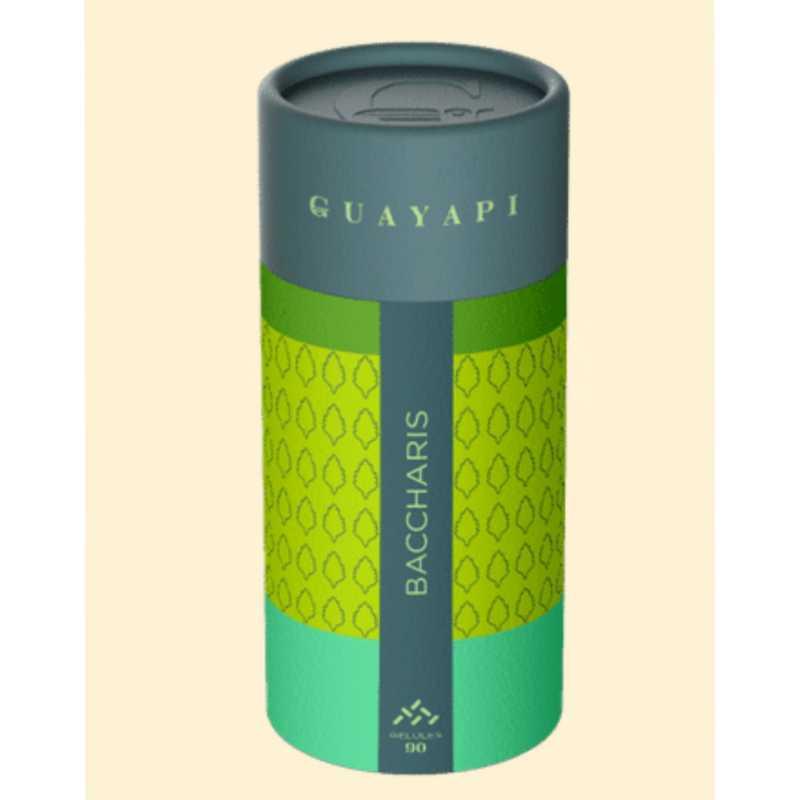 Guayapi Baccharis - Poudre - Guayapi : Transit et d'élimination