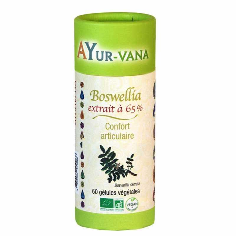 AYur-vana Boswellia BIO - Confort Articulaire - AYur-vana