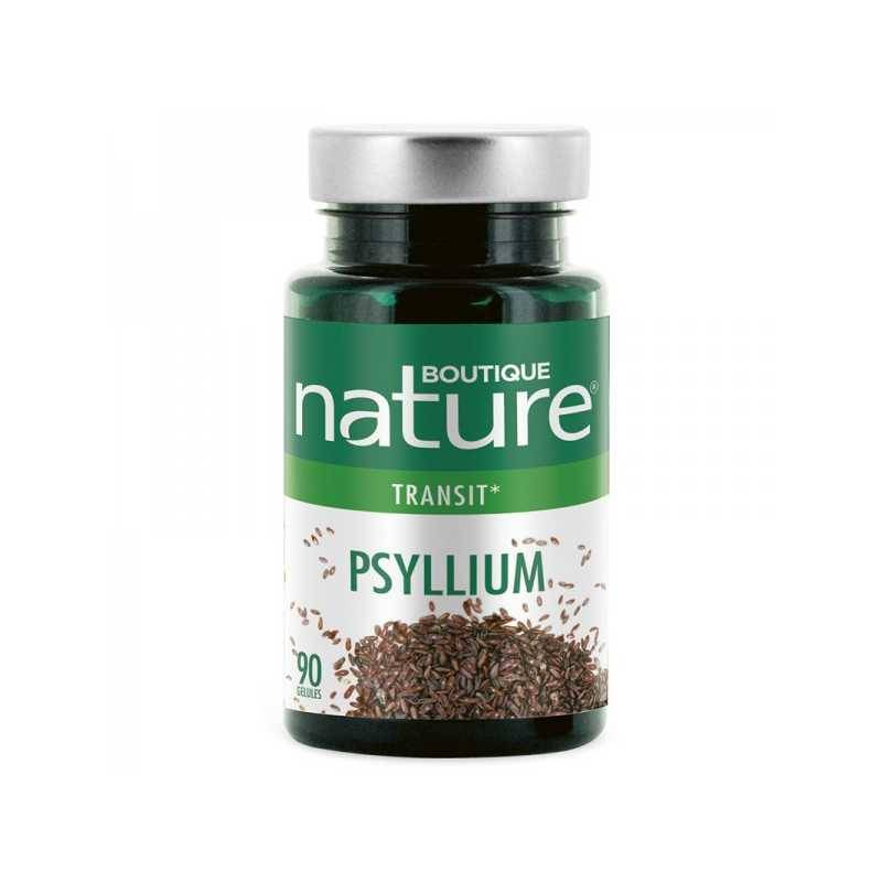 Boutique Nature Psyllium - 90 gélules - Boutique Nature