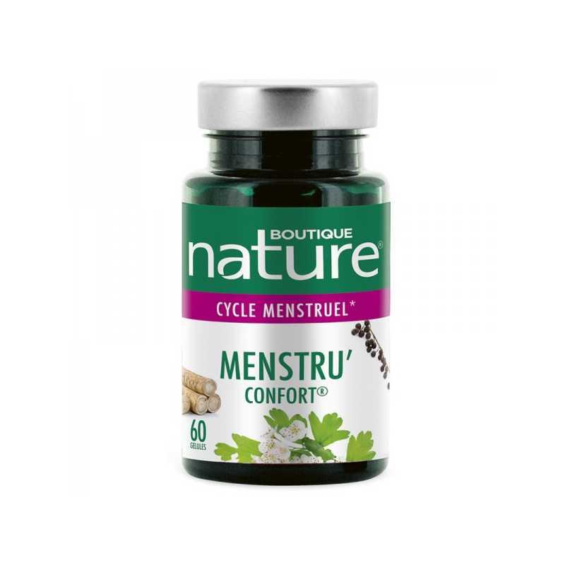 Boutique Nature Menstru'confort - 60 gélules - Boutique Nature