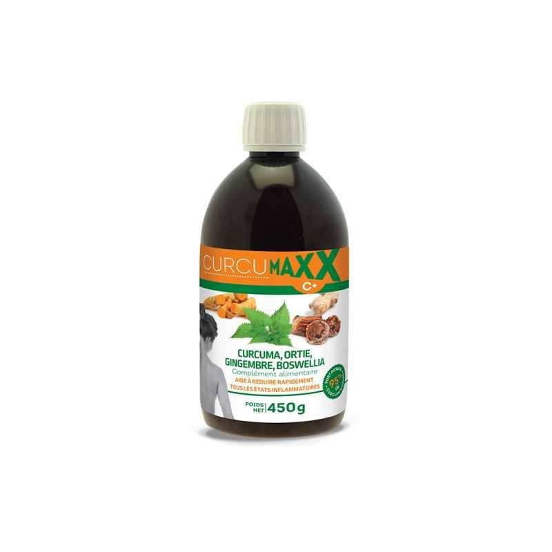 Biocible Curcumaxx C+ Orties - 450 gr