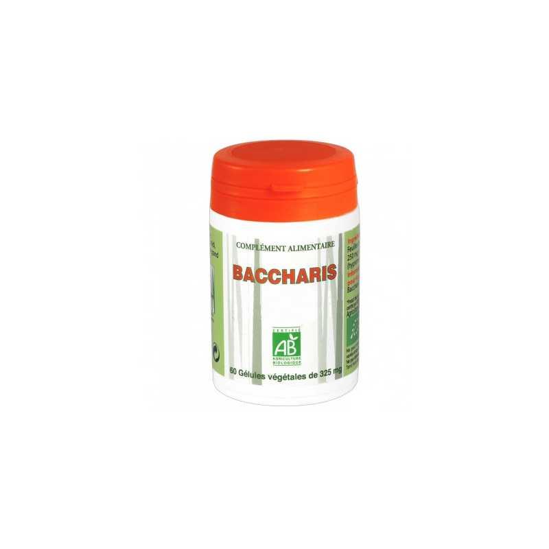 Brasil Baccharis Bio - 60 gélules - Brasil