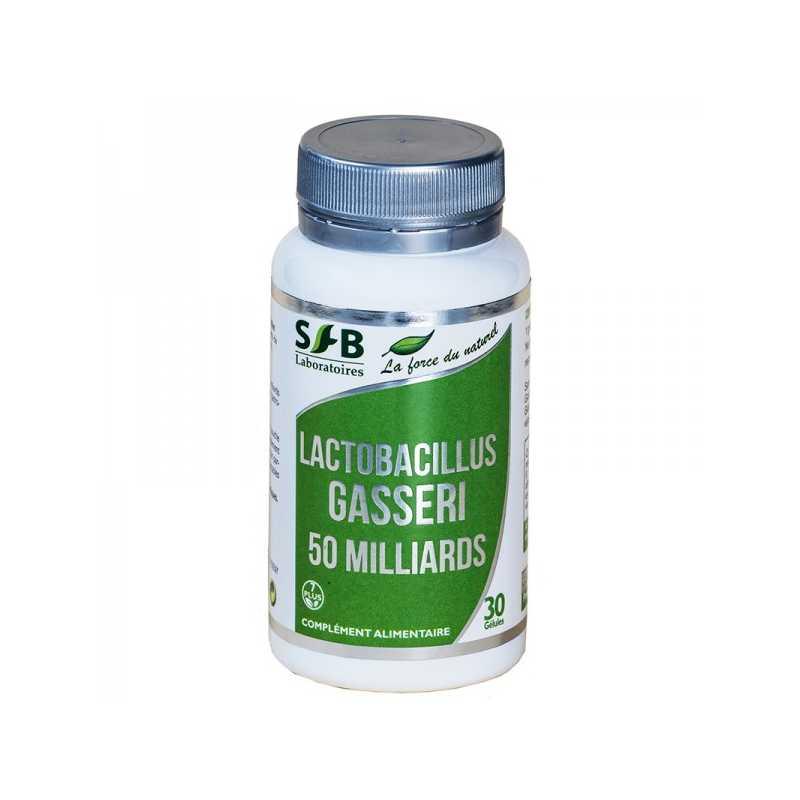 Laboratoire SFB Lactobacillus Gasseri - 30 gélules - SFB -