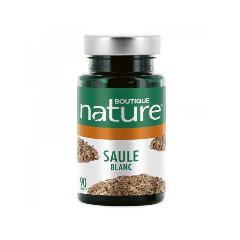 Boutique Nature Saule Blanc - 90 gélules - Boutique Nature -