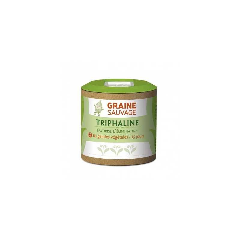 Graine Sauvage Triphaline - Graine Sauvage- 60 gélules