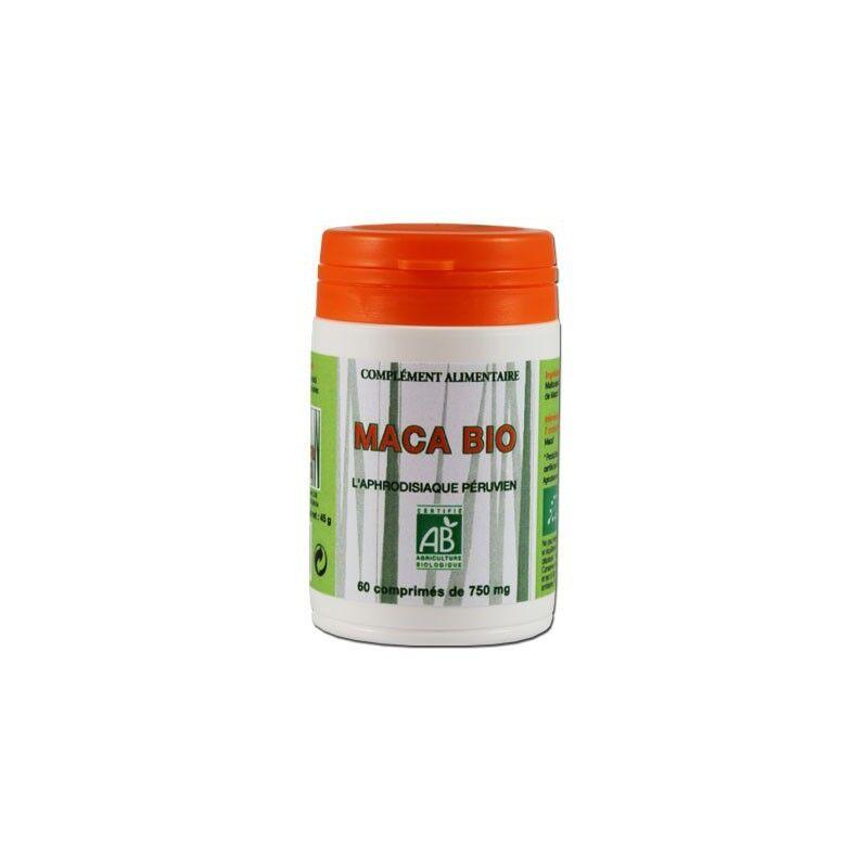 Brasil Maca Bio - Brasil - 60 Comprimés