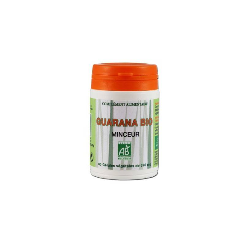 Brasil Guarana bio - Brasil - 60 gélules