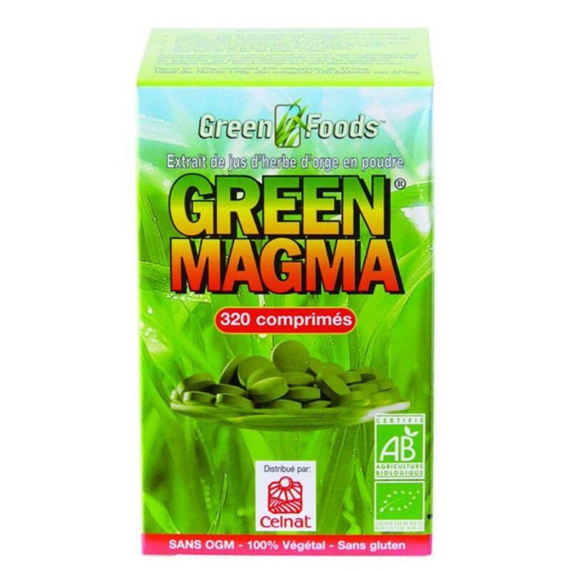 Celnat Green Magma Bio - 136 et 320 comprimés - Celnat
