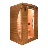 France SAUNA Sauna infrarouge Spectra 2 places <br /><b>2199 EUR</b> Top-piscine.com