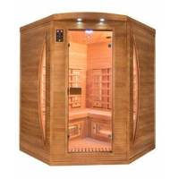 France SAUNA Sauna infrarouge Spectra 3 places angulaire <br /><b>2899 EUR</b> Top-piscine.com