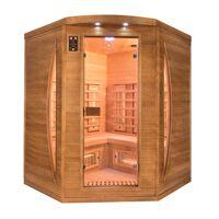 France SAUNA Sauna infrarouge Spectra 3 places angulaire <br /><b>2899 EUR</b> Top-piscine.com