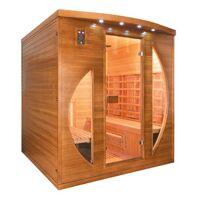 France SAUNA Sauna infrarouge Spectra 4 places <br /><b>2974.00 EUR</b> Top-piscine.com