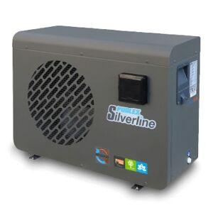 POOLEX Silverline 7kw 40m3Max Gaz R32 pompe a chaleur piscine Poolex - Publicité