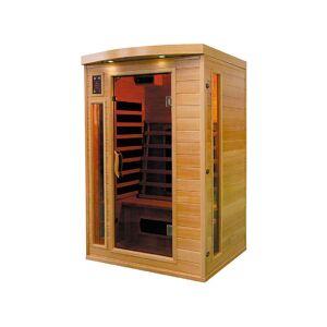 ASTRAL Sauna infrarouge Astral HEMLOCK 2 places - Publicité
