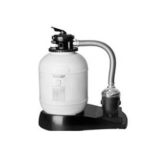 ASTRAL Monobloc filtration piscines hors sol 8 m3/h - Publicité