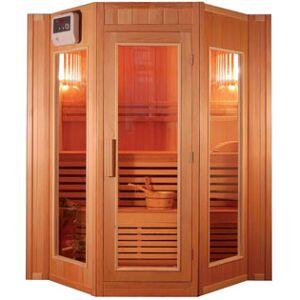 France SAUNA Sauna vapeur ZEN 4 (4 places) - Publicité