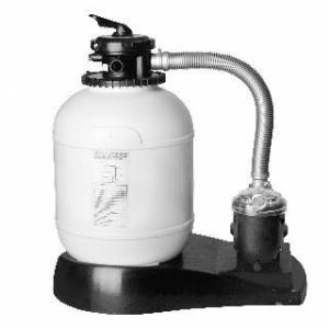 ASTRAL Monobloc filtration piscines hors sol 10 m3/h - Publicité