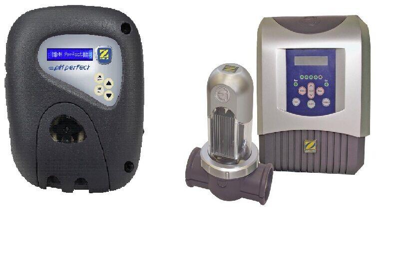 Zodiac Pack électrolyseur Zodiac EI17 - 70 m3+Ph perfect