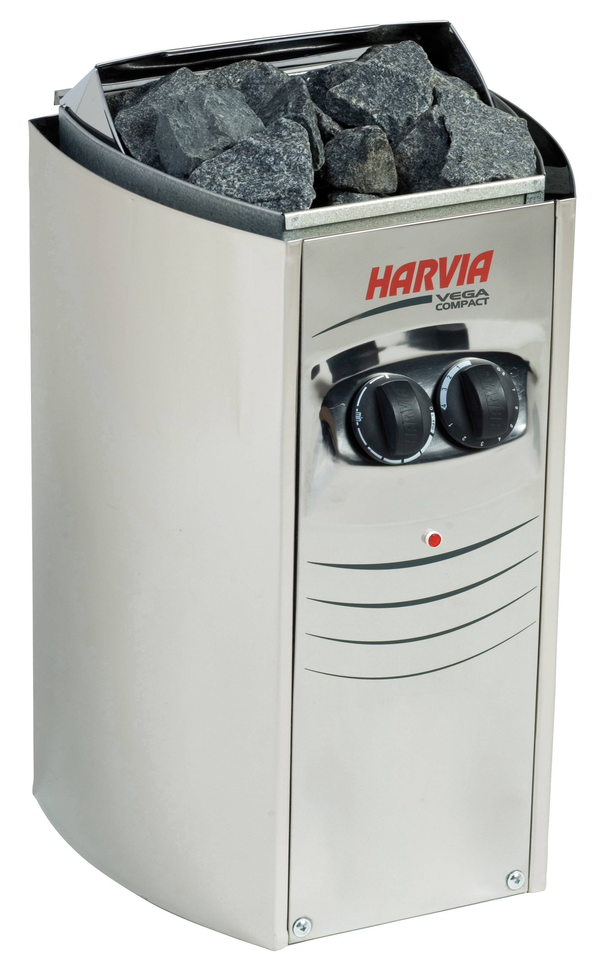 HARVIA Poêle électrique Harvia Vega Compact 3,5 kW