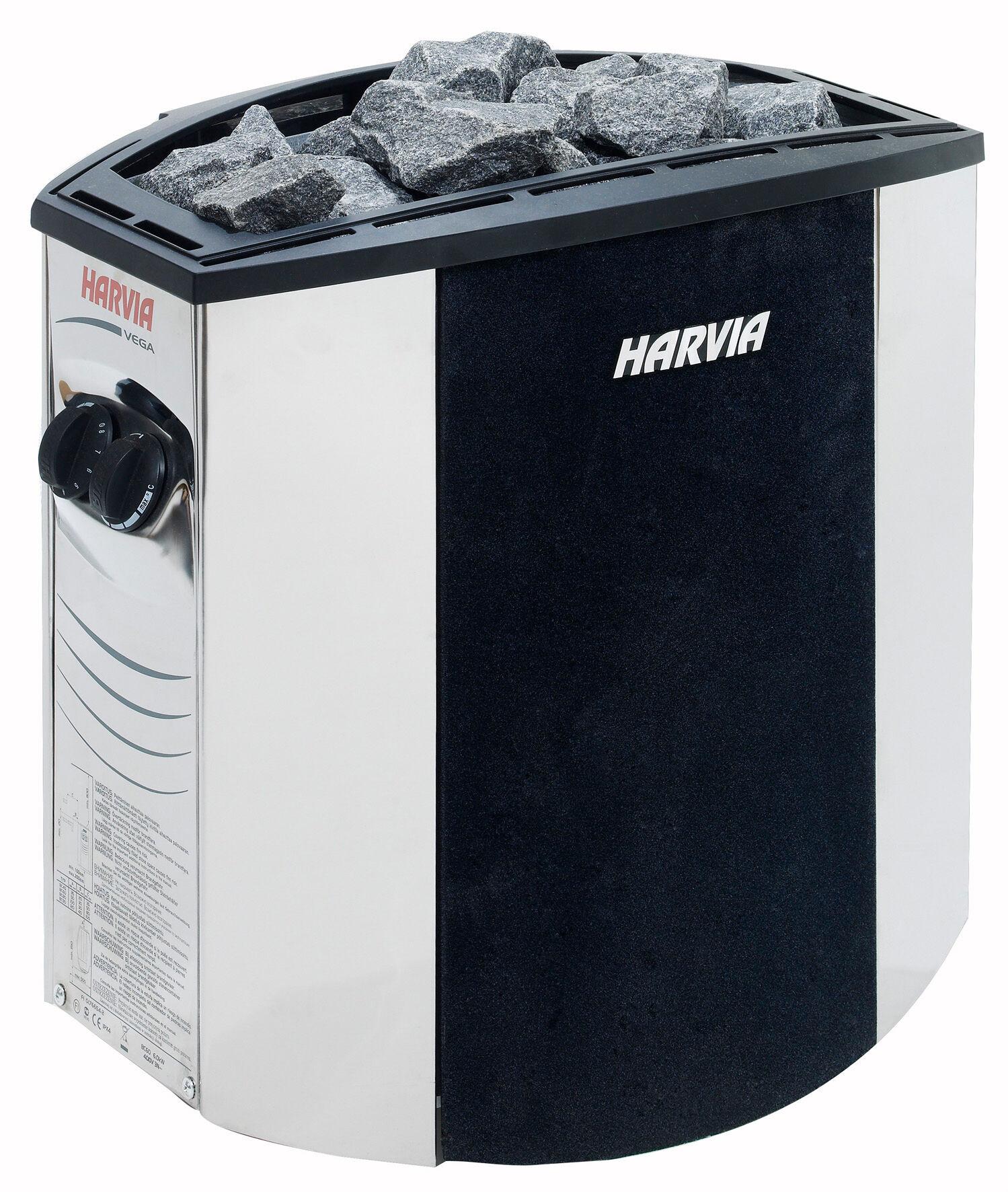 HARVIA Poêle électrique Harvia Vega Lux 4,5 kW