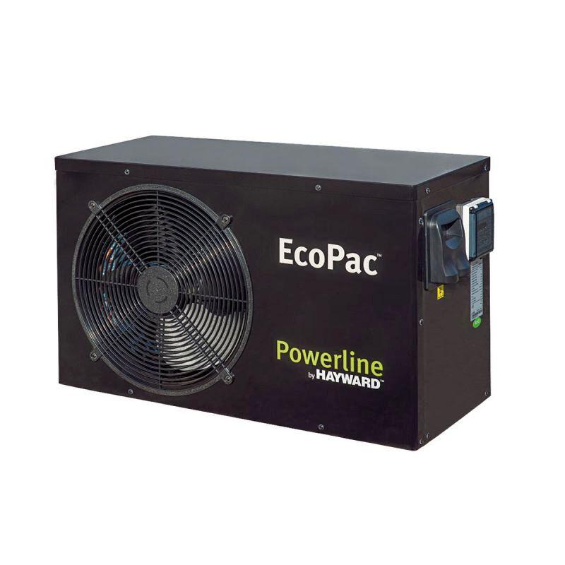 Hayward Ecopac 11kw 75m3Max pompe a chaleur piscine