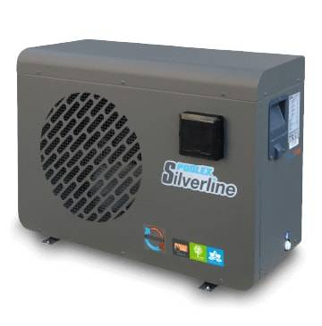 POOLEX Silverline 5kw 30m3Max Gaz R32 pompe a chaleur piscine Poolex