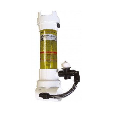 PENTAIR WATER Chlorinateur / Brominateur Pentair Rainbow 2 kg en ligne