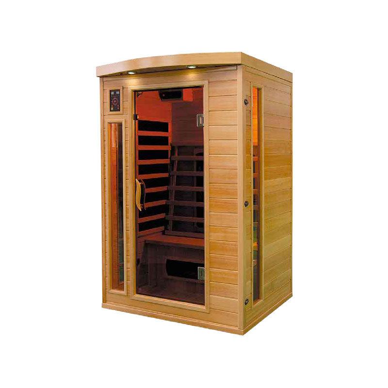 ASTRAL Sauna infrarouge Astral HEMLOCK 2 places