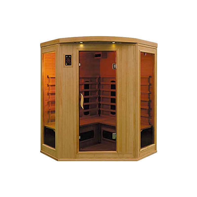 ASTRAL Sauna infrarouge Astral HEMLOCK 3-4 places