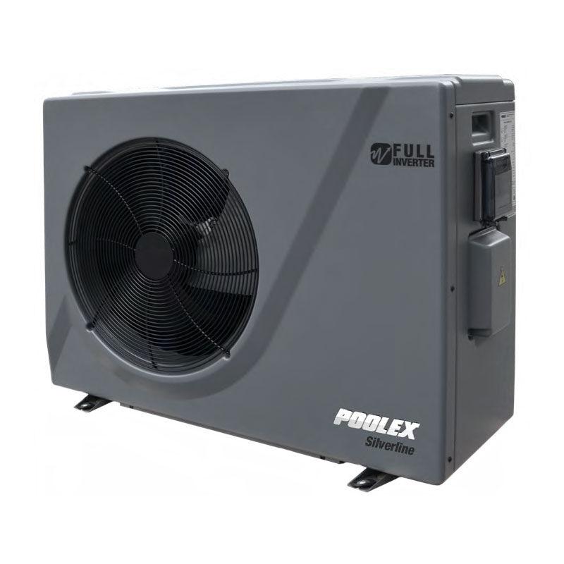 POOLEX Silverline FI 12kw 65m3Max Full Inverter Pompe a chaleur piscine Poolex