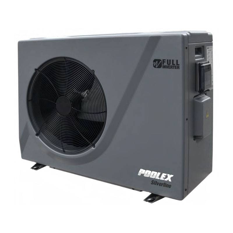 POOLEX Silverline FI 15kw 80m3Max Full Inverter Pompe a chaleur piscine Poolex