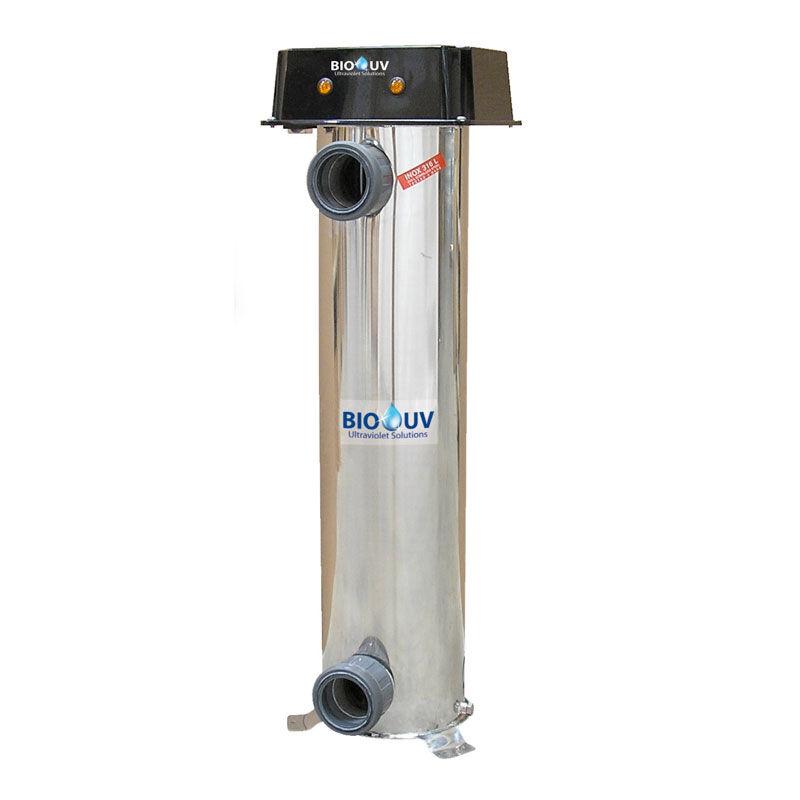 BIO-UV Stérilisateur BIO-UV Inox 25m3/h