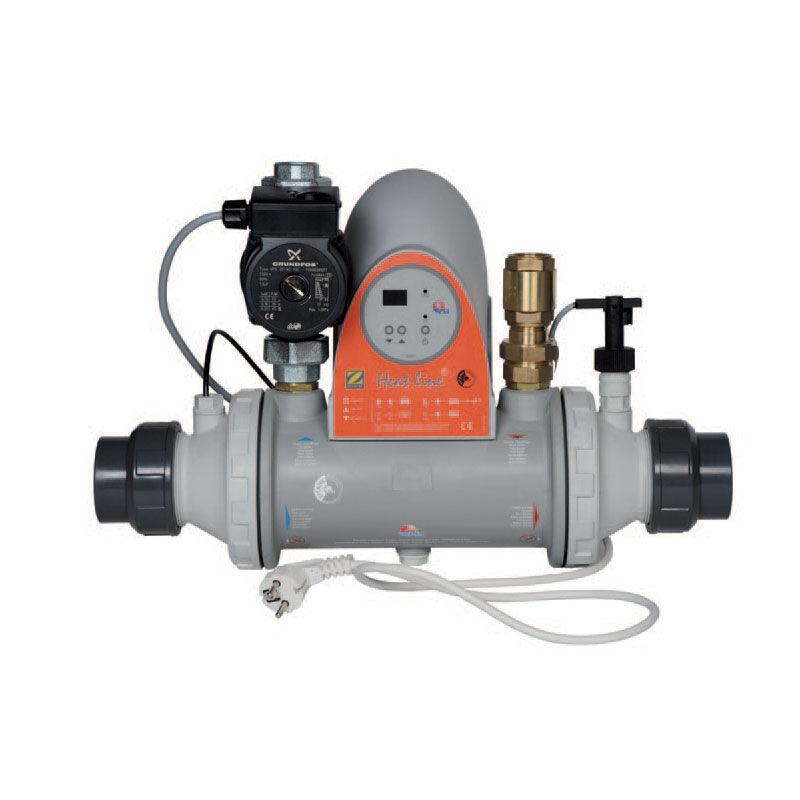 Zodiac Echangeur Thermique  Heat Line Plus 40 kw