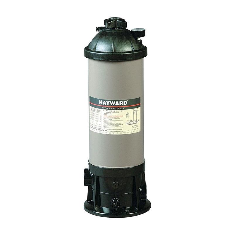 HAYWARD Filtre à cartouche Hayward Star Clear 11 m3/h