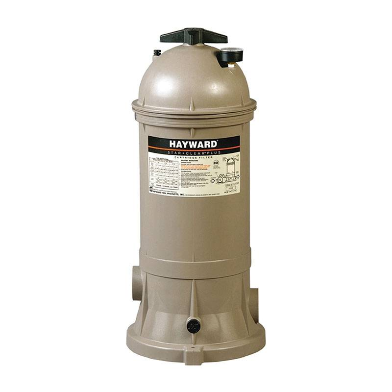 HAYWARD Filtre à cartouche Hayward Star Clear Plus 17 m3/h