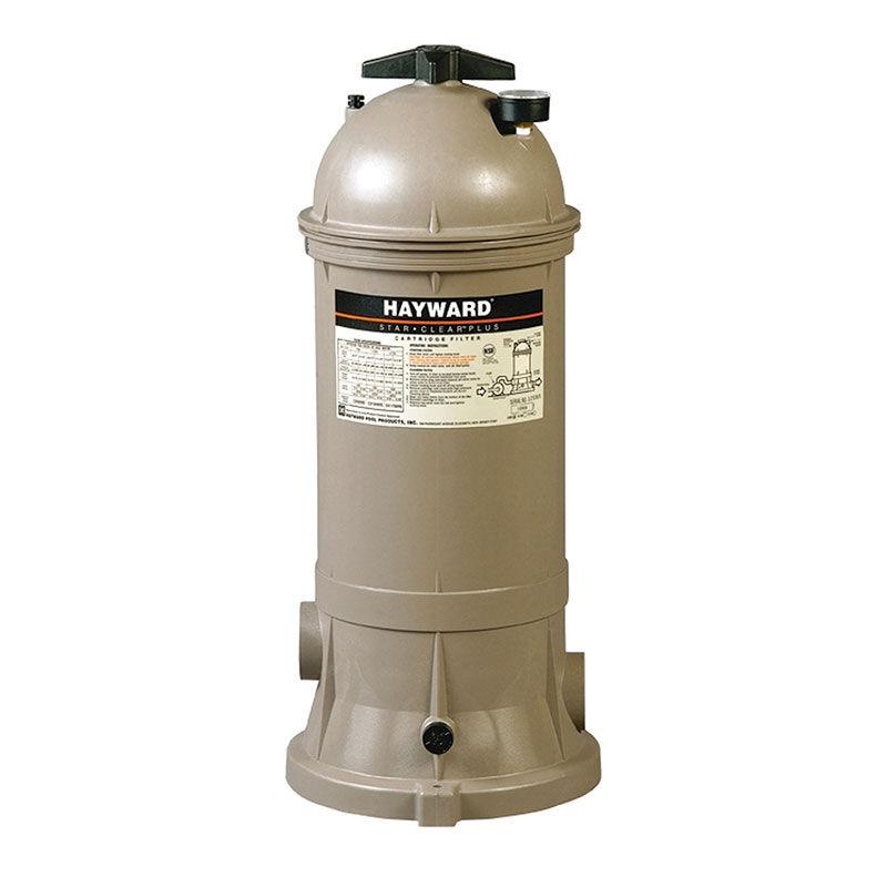 HAYWARD Filtre à cartouche Hayward Star Clear Plus 20 m3/h