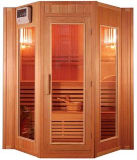 France SAUNA Sauna vapeur ZEN 4 (4 places)