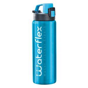 WATER FLEX Gourde isotherme Waterflex Bleu - Publicité