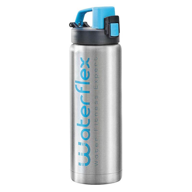 WATER FLEX Gourde isotherme Waterflex Argent