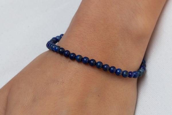 Elise et moi Bracelet Lapis Lazuli