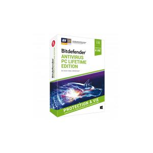 Bitdefender - Antivirus Lifetime Edition   1 poste   PC   Livraison par email - Publicité