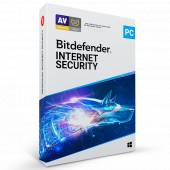 Bitdefender - Internet Security 2021   5 postes   2 ans   PC   Code par email