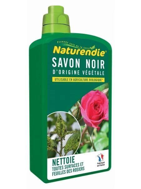 Naturendie Savon noir d'origine végétale