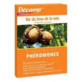 Décamp' Phéromone contre le ver de la noix Boite de 10 sachets de 1 capsule